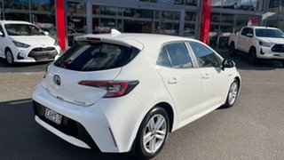 2018 Toyota Corolla ZWE211R Ascent Sport E-CVT Hybrid White 10 Speed Constant Variable Hatchback