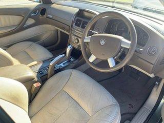2004 Holden Statesman WL V8 Grey 4 Speed Automatic Sedan