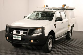 2012 Ford Ranger PX XL 6 speed Automatic Cab Chassis.