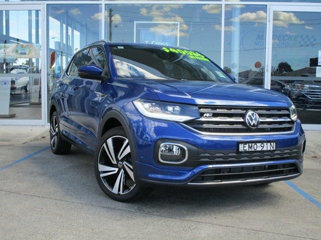 Demo Volkswagen T-Cross Style Taree, Demo T-Cross 85TSI Style DSG