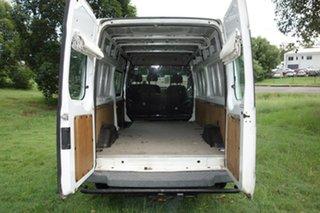 2010 Ford Transit VM High Roof LWB White 6 Speed Manual Van