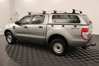 2016 Ford Ranger PX MkII XL Hi-Rider Grey 6 speed Automatic Utility