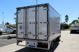 2019 Mitsubishi Fuso Canter White Automatic Refrigerated Truck