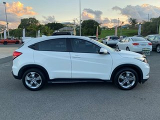 2016 Honda HR-V MY16 Limited Edition White 1 Speed Constant Variable Hatchback.