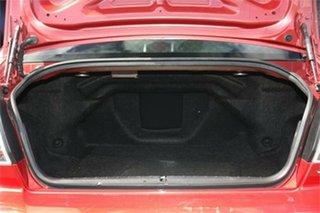 2005 Mitsubishi 380 DB VR-X Red 5 Speed Sports Automatic Sedan