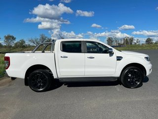 2020 Ford Ranger PX MkIII 2020.75MY XLT Arctic White 6 Speed Sports Automatic Double Cab Pick Up
