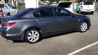 2010 Honda Accord 8th Gen MY10 VTi-L Grey 5 Speed Sports Automatic Sedan.