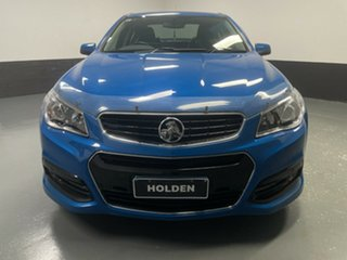 2013 Holden Commodore VF MY14 SV6 Blue 6 Speed Manual Sedan.
