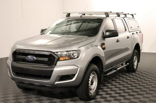 2016 Ford Ranger PX MkII XL Hi-Rider Grey 6 speed Automatic Utility.
