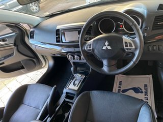 2015 Mitsubishi Lancer ES - Sport White Constant Variable Sedan