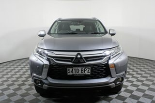 2016 Mitsubishi Pajero Sport QE MY16 Exceed Titanium Grey 8 Speed Sports Automatic Wagon.