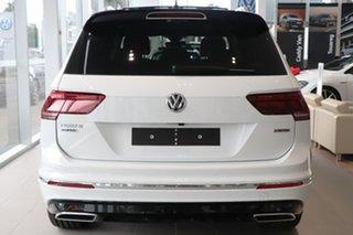 2021 Volkswagen Tiguan 5N MY21 162TSI Highline DSG 4MOTION Allspace White 7 Speed