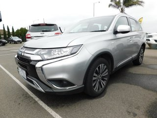 2018 Mitsubishi Outlander ZL MY18.5 LS AWD Silver 6 Speed Constant Variable Wagon