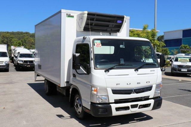 Used Mitsubishi Fuso Canter Robina, 2019 Mitsubishi Fuso Canter White Automatic Refrigerated Truck