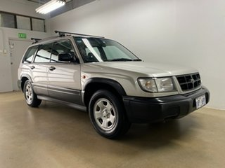 1999 Subaru Forester Limited Silver 4 Speed Automatic Wagon.