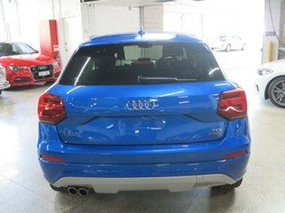 2017 Audi Q2 GA MY17 Sport S Tronic Quattro Blue 7 Speed Sports Automatic Dual Clutch Wagon