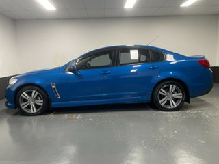 2013 Holden Commodore VF MY14 SV6 Blue 6 Speed Manual Sedan