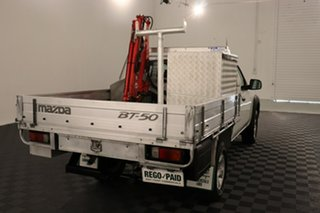 2011 Mazda BT-50 UNY0E4 DX+ Freestyle 5 speed Manual Cab Chassis