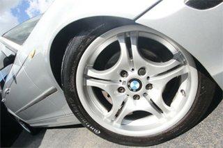 2003 BMW 3 Series E46 MY2002 318i Steptronic Silver 5 Speed Sports Automatic Sedan