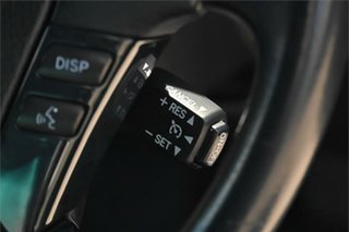 2007 Toyota Crown Athlete Black 6 Speed Automatic Sedan
