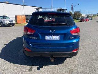 2010 Hyundai ix35 LM MY11 Active (FWD) Blue Diamond 6 Speed Automatic Wagon