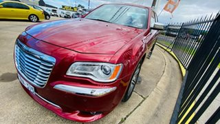 2012 Chrysler 300 LX MY12 C E-Shift Luxury 8 Speed Sports Automatic Sedan