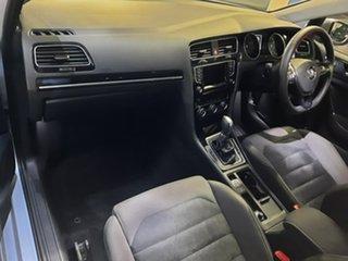 2014 Volkswagen Golf VII MY14 103TSI DSG Highline Silver 7 Speed Sports Automatic Dual Clutch