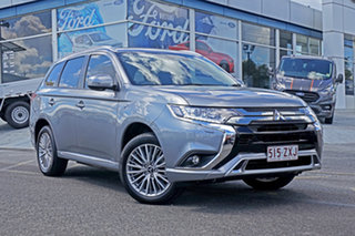 2019 Mitsubishi Outlander ZL MY19 PHEV AWD ES ADAS Grey 1 Speed Automatic Wagon Hybrid.