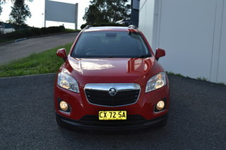 2015 Holden Trax TJ MY15 LS Red 5 Speed Manual Wagon