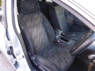 2013 Nissan Pulsar B17 ST-L Silver Continuous Variable Sedan