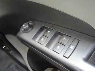 2013 Holden Barina TM MY13 CDX Black 6 Speed Automatic Sedan