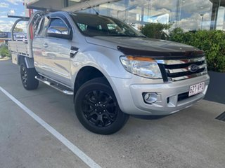 2015 Ford Ranger Silver 6 Speed 6 SP Semi Auto Double Cab.