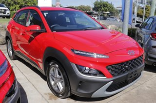 2021 Hyundai Kona Os.v4 MY21 2WD Ignite Flame 8 Speed Constant Variable Wagon.