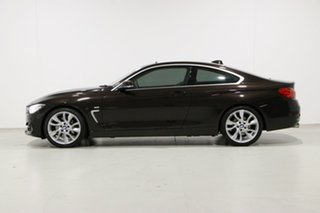2015 BMW 428i F32 MY15 Modern Line Brown 8 Speed Automatic Coupe