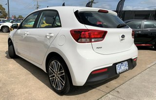 2020 Kia Rio YB MY21 Sport Clear White 6 Speed Automatic Hatchback