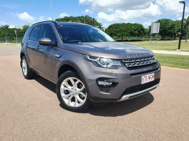 Used Land Rover Discovery Sport L550 16MY HSE Townsville, 2015 Land Rover Discovery Sport L550 16MY HSE Tempest G 9 Speed Sports Automatic Wagon