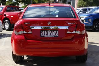 2015 Holden Cruze JH Series II MY15 Equipe Red Hot 6 Speed Sports Automatic Sedan
