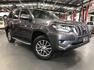 2019 Toyota Landcruiser Prado GDJ150R Kakadu Graphite 6 Speed Sports Automatic Wagon.