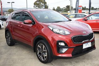 2018 Kia Sportage QL MY18 Si 2WD Premium Red 6 Speed Sports Automatic Wagon.