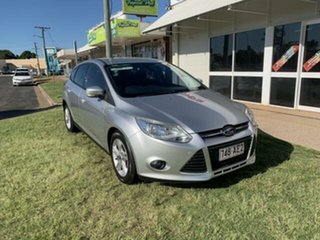 2014 Ford Focus LW MK2 MY14 Trend 5 Speed Manual Hatchback.