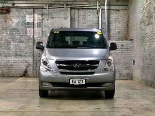 2015 Hyundai iMAX TQ-W MY15 Grey 5 Speed Automatic Wagon.
