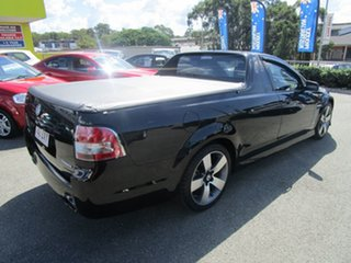 2013 Holden Ute VE II MY12.5 SV6 Z Series Black 6 Speed Manual Utility.