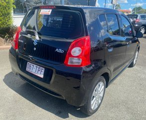 2010 Suzuki Alto GF GL Black 5 Speed Manual Hatchback