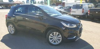 2020 Holden Trax TJ MY20 LTZ Black 6 Speed Automatic Wagon.