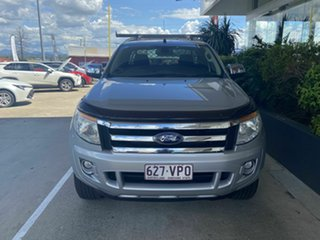 2015 Ford Ranger Silver 6 Speed 6 SP Semi Auto Double Cab
