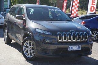 2014 Jeep Compass MK MY14 Sport Grey 6 Speed Sports Automatic Wagon.