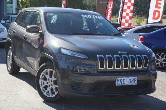 Used Jeep Compass MK MY14 Sport Phillip, 2014 Jeep Compass MK MY14 Sport Grey 6 Speed Sports Automatic Wagon