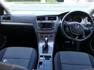 2014 Volkswagen Golf AU MY15 90 TSI White 7 Speed Auto Direct Shift Wagon
