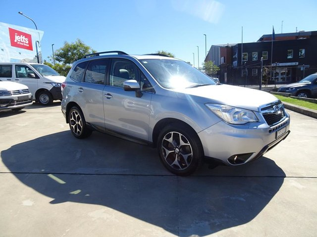 Used Subaru Forester S4 MY15 2.0D-S CVT AWD Nowra, 2015 Subaru Forester S4 MY15 2.0D-S CVT AWD Silver 7 Speed Automatic Wagon