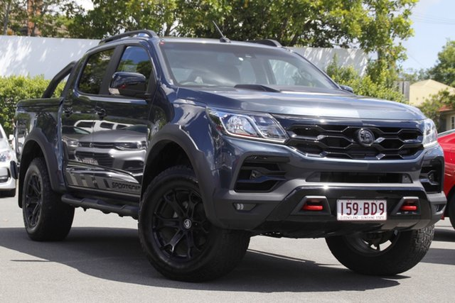 Used Holden Special Vehicles Colorado RG MY20 SportsCat Pickup Crew Cab V Mount Gravatt, 2019 Holden Special Vehicles Colorado RG MY20 SportsCat Pickup Crew Cab V Grey 6 Speed